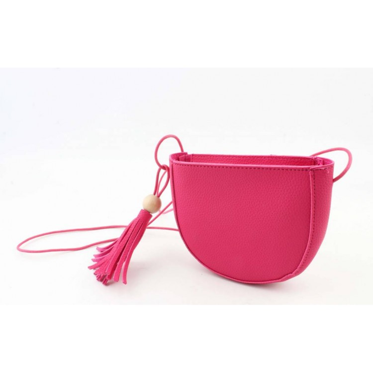 Crossbody colours Fuchsia