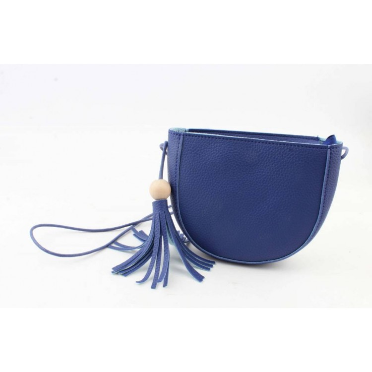 Crossbody colours Blue