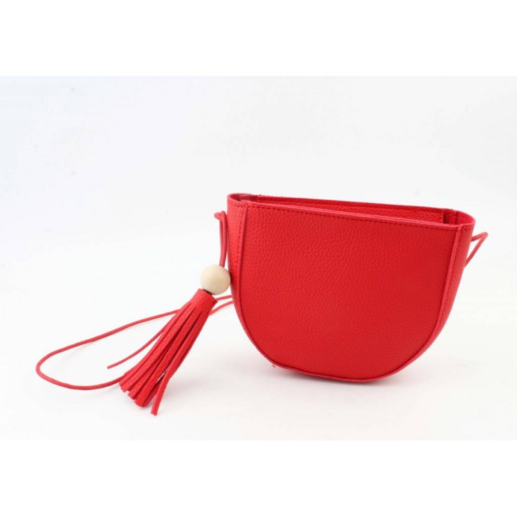 Crossbody colours Rood