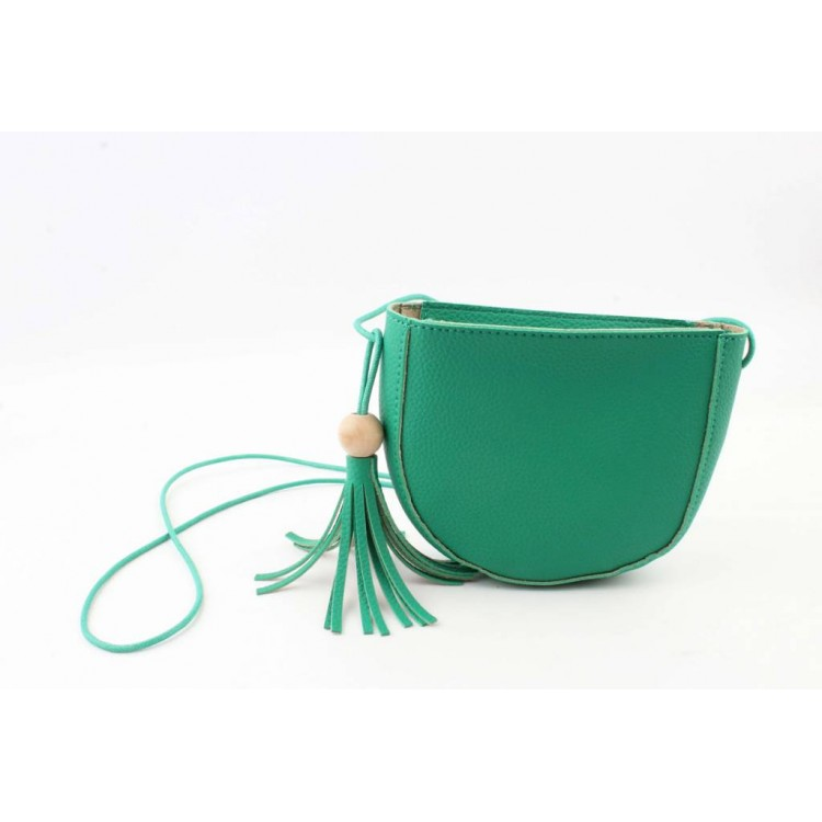 Crossbody colours Groen