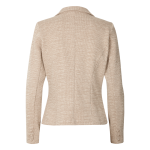 Freequent Blazer Nanni Structure taupe/offwhite