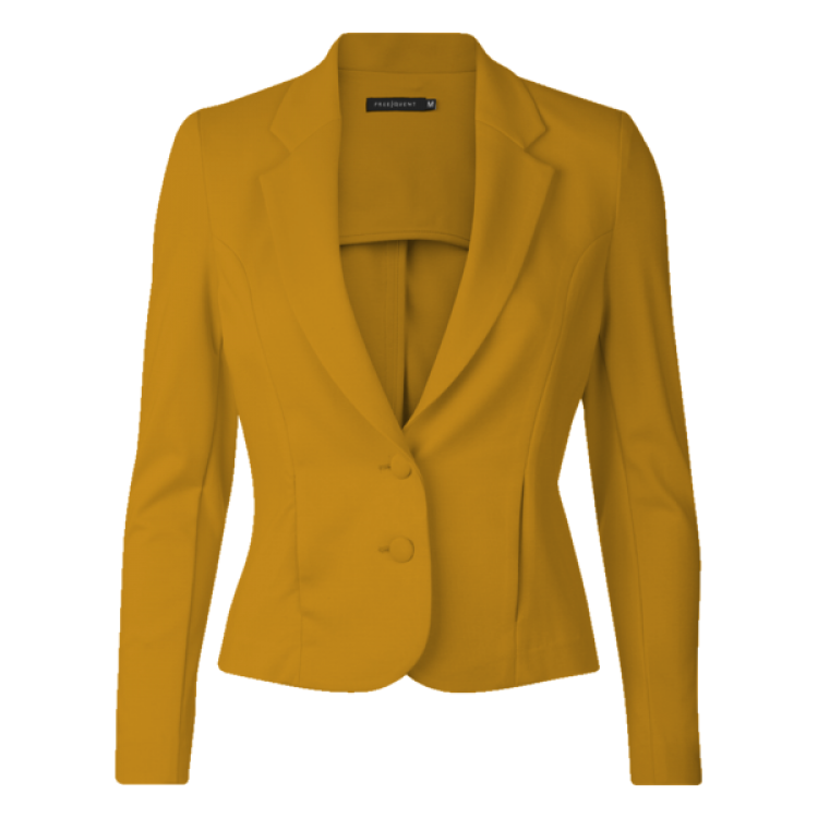 Freequent Blazer Nanni Golden Yellow