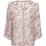 One-Two Luxzuz Blouse 6641 Antique Rose