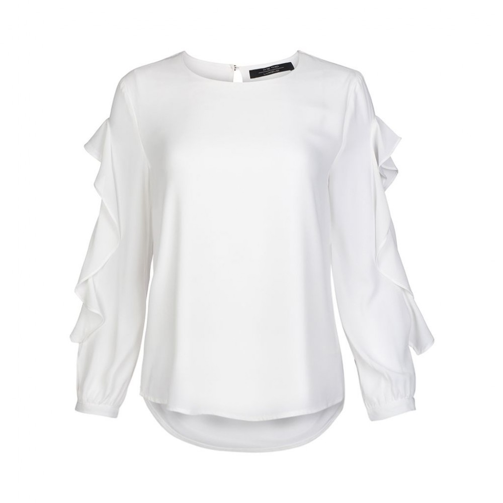 be96ddcabdb3 One-Two Luxzuz Blouse Frappé cream