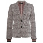 Tramontana Blazer Check Multi Colour