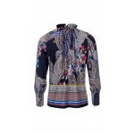 Dayz blouse Pam Purple Multi