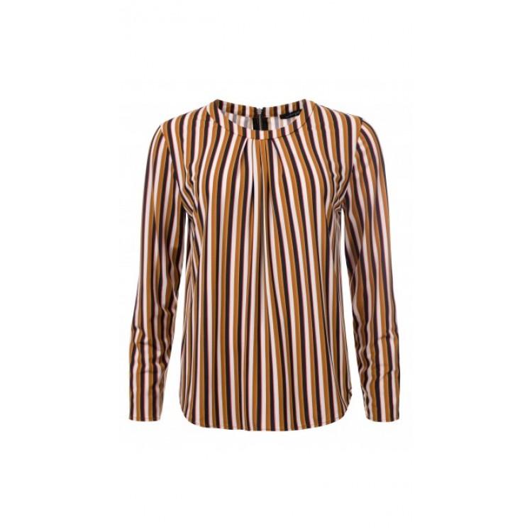 Dayz blouse Pleun Okerstripe Multi