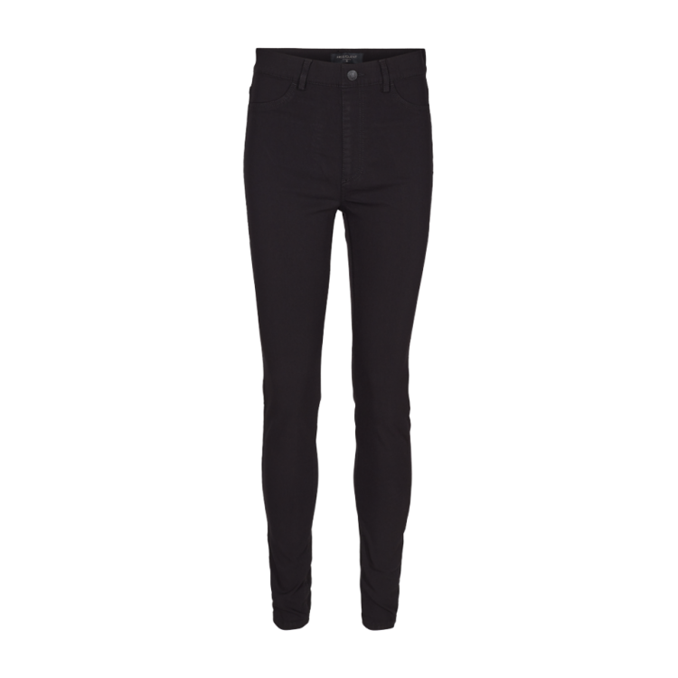 Freequent Broek Miito PA Solid Black