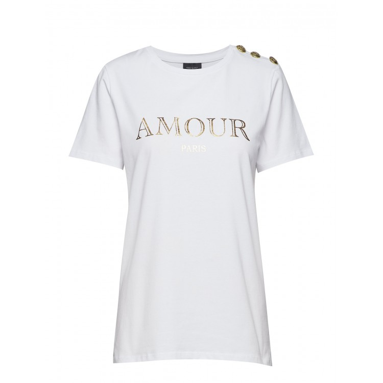 Freequent Shirt FQ Amour White