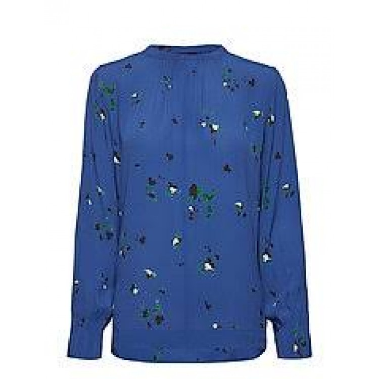 Freequent Blouse Silja True Blue mix
