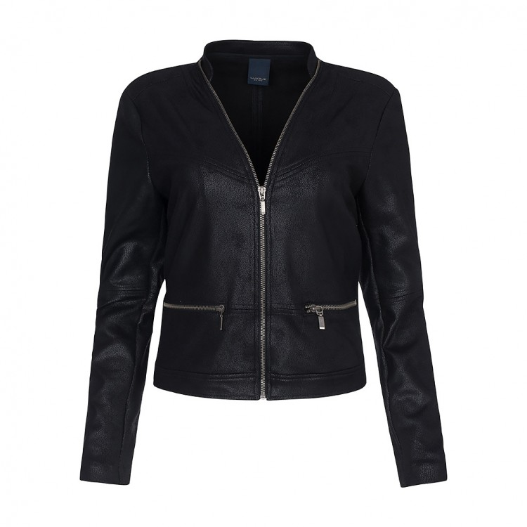 One-Two Luxzuz Jacket Maise Zwart