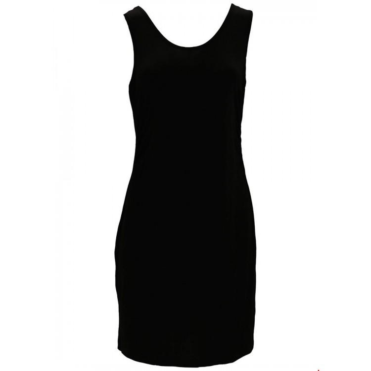 Tramontana Basic Underdress Viscose black