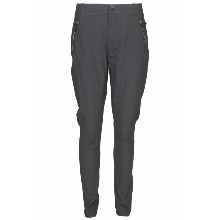Zoso Travel Pant Hester Charcoal