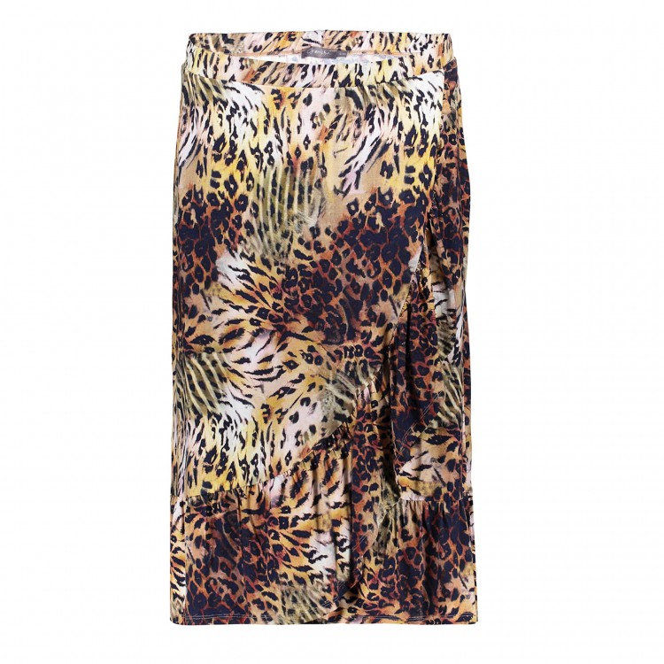 Geisha Rok Rose Print01 Animal