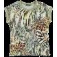 Geisha T-Shirt Sarah Fancy Rib Print05